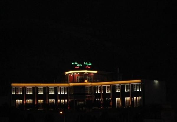 هتل-رضا