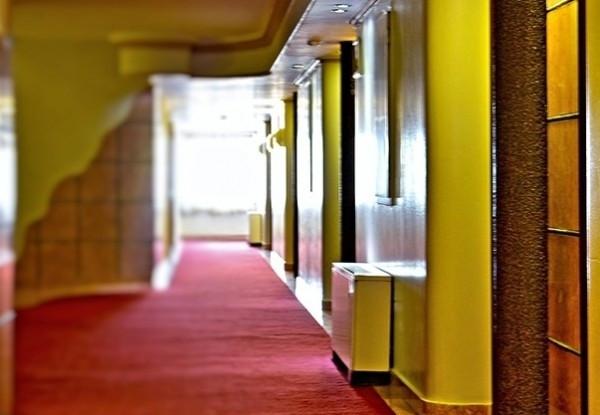 هتل مدائن