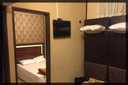 هتل آپارتمان پایتخت